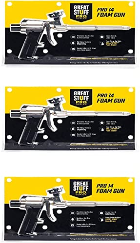 wholesale Great Stuff Pro 14 Foam Dispensing discount Gun - high quality Thrее Расk online