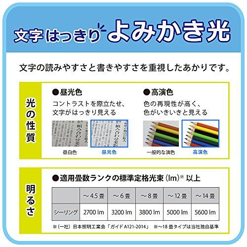 NECLEDシーリングライト~8畳(日本照明工業会基準)3800lm調光タイプ常夜灯リモコンかんたん留守タイマー機能日本製HLDZ08209