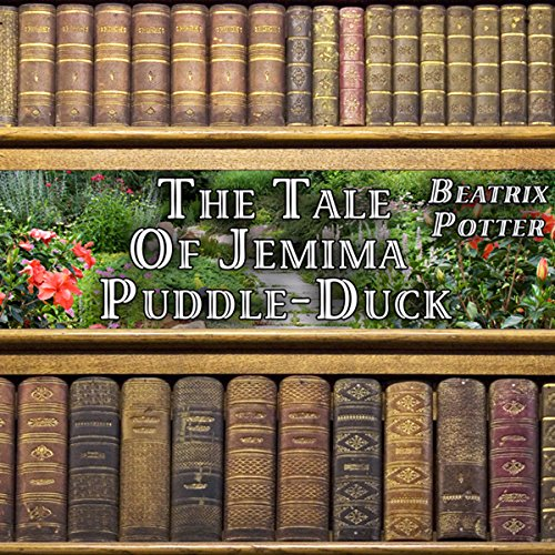 The Tale of Jemima Puddle-Duck audiobook cover art