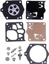 13pcs/Pack Carburetor Rebuild Kit WJ-71 for Husqvarna 394 394EPA 394XP Chainsaw