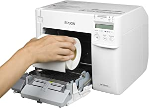 EPSON COLOR LABEL WORKS TM-C3500 PRINTER