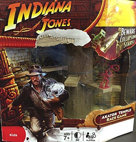 Indiana Jones Akator Temple Race Game