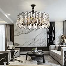 Chandeliers Chandeliers Light Led Lights Simple Foyer chandelier Room Chandelier Foyer chandelier Modern Ceiling Lamp Blac...