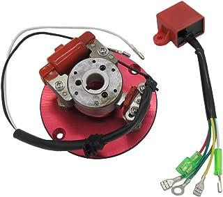 gazechimp Kit De Encendido Del Motor Rotor Interno Magneto Estator 50cc - Motor Horizontal 125cc