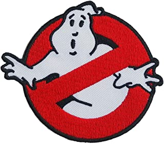 Graphic Dust Screen Accurate Ghostbusters Embroidered Iron On Patch Applique Logo Costume Cosplay Uniform Sign Symbol Kill...