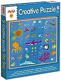 Lisciani 49974–Creative Puzzle The Sea