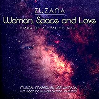 Woman, Space, and Love audiobook cover art
