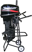 30 HP Outboard Motor Cart & Engine Stand