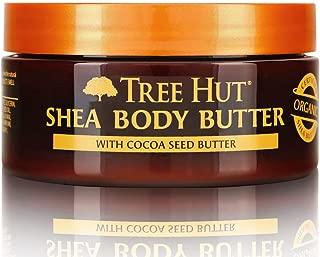 Tree Hut 24 Hour Intense Hydrating Shea Body Butter Original Shea, 7oz, Hydrating Moisturizer with Pure Shea Butter for Nourishing Essential Body Care