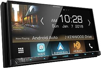 "Kenwood DDX8905S 6.95"" WVGA double-DIN Multimedia DVD Receiver"