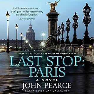 Last Stop: Paris cover art