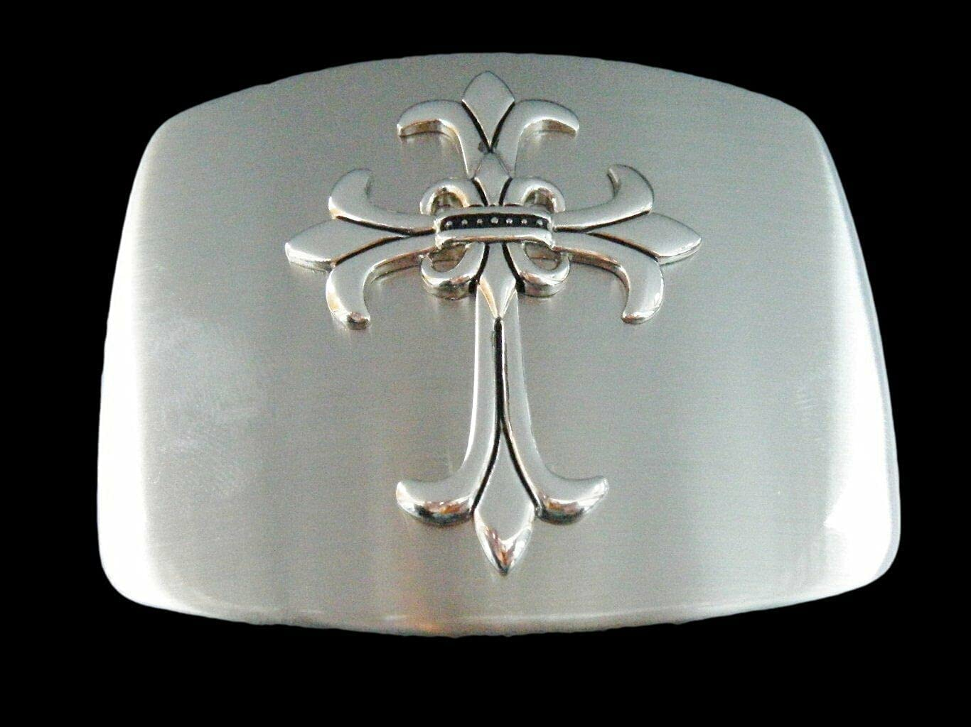 Gothic Medieval Cross New Free Shipping Belt Buckle Goth Ranking TOP17 Crosses Buckles Belts