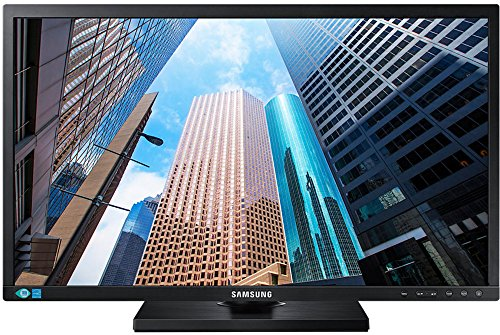 Samsung LS24E45KBL/EN 61 cm (24 Zoll) LED Monitor (1920 x 1080 Pixel, 1000:1)