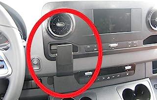 Brodit   ProClip Fahrzeughalter 855442   Made IN Sweden   Mittelbefestigung   für linkslenkende Fahrzeuge   passt für alle Brodit Gerätehalter