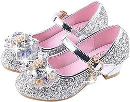 Beikoard Chaussures Fille Ballerines Princesse Mar