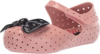 Mini Melissa Kids' Mini Furadinha + Minnie Mary Jane Flat