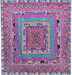 Kaffe Fassett Ice Cream Quilt Kit (Lavendar) from Quilts in Cotswolds (Top and Binding)