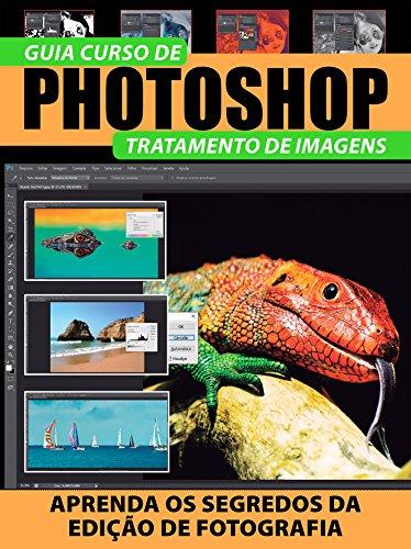 Guia Curso de Photoshop Ed.1: Tratamento de imagem (Portuguese Edition)