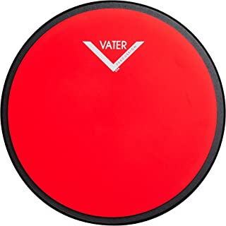 Vater Single-sided Practice Pad 12 in. Red