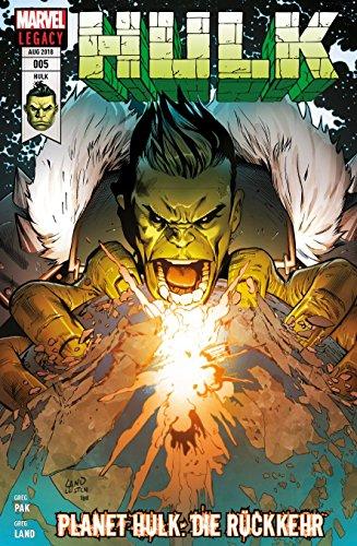 Hulk: Bd. 5 (2. Serie): Planet Hulk: Die Rückkehr