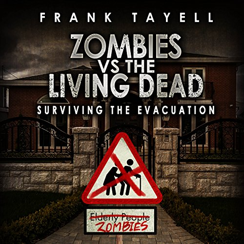 Surviving the Evacuation, Book 0.5: Zombies vs. the Living Dead Titelbild