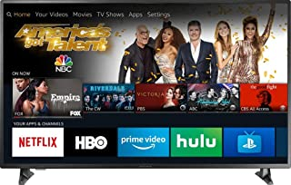 """Insignia - 55"""" Class – LED - 2160p – Smart - 4K UHD TV with HDR – Fire TV Edition"""