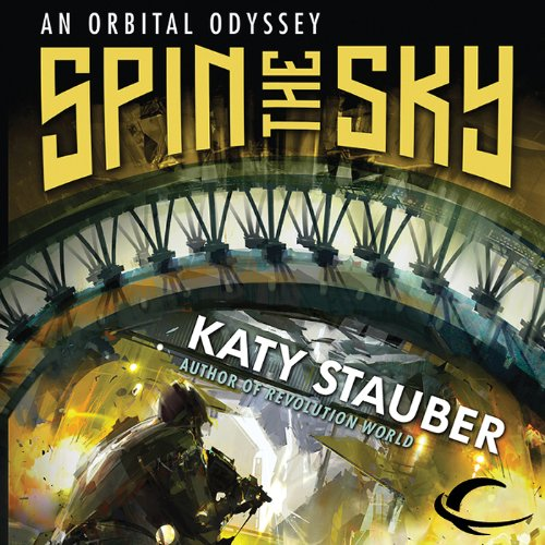 Spin the Sky audiobook cover art