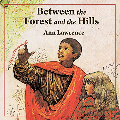 Between the Forest and the Hills audiobook cover art