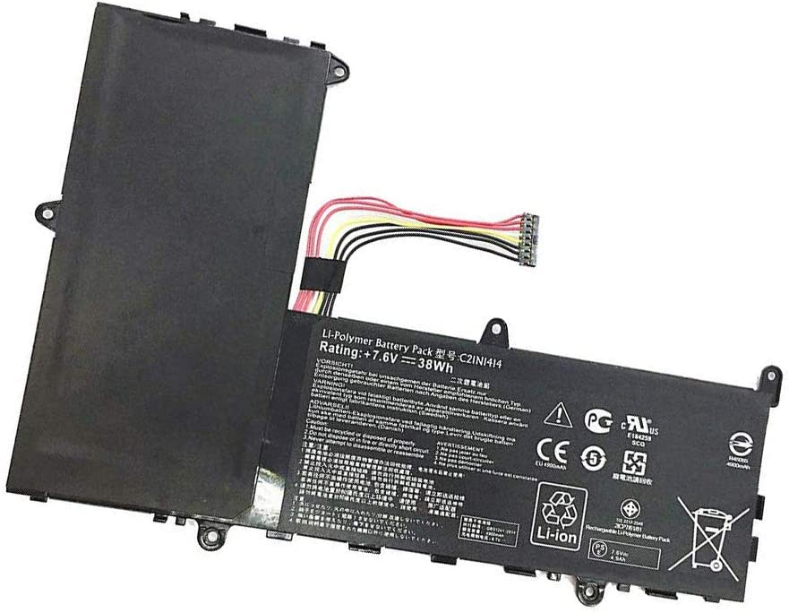 Toopower New Notebook Battery cheap Replace for X205T Max 79% OFF X20 EeeBook Asus