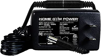 Home Gym Power AC Adapter Breakaway Power Cord Compatible with Livestrong LS8.0E, LS5.0R, LS6.0R, LS5.0U