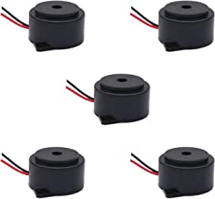 Unique India Electronic Buzzer Alarm Sounder Continuous Sound Beep PACK of 5