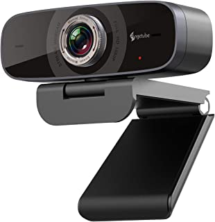 1080P Webcam with Microphone,Angetube Streaming HD Web Camer