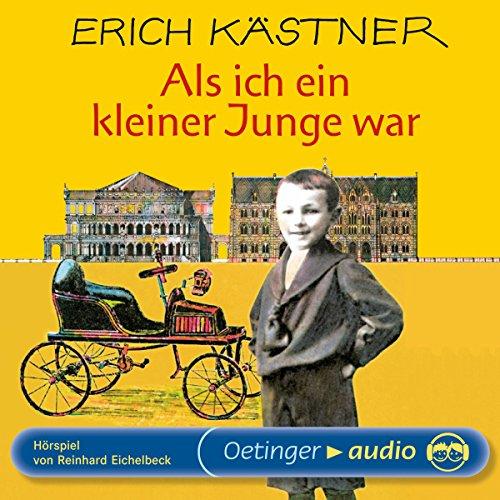 Als ich ein kleiner Junge war audiobook cover art