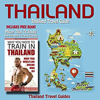 Thailand: Thailand Travel Guide audiobook cover art