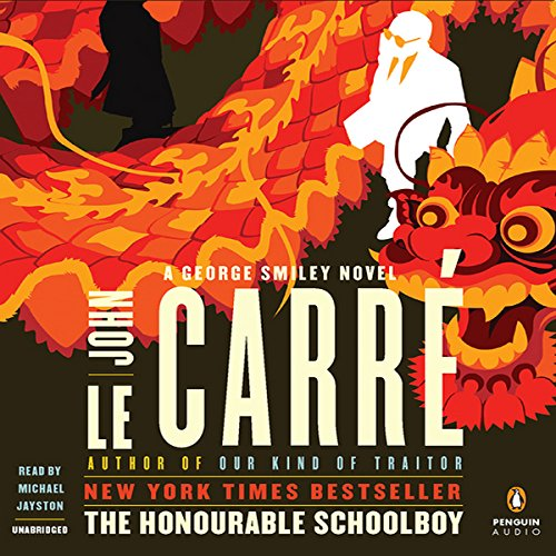 The Honourable Schoolboy Audiobook By John le Carré cover art