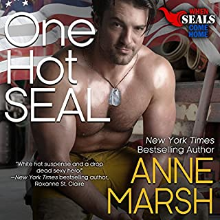 One Hot SEAL                   By:                                                                                                                                 Anne Marsh                               Narrated by:                                                                                                                                 Noah Michael Levine                      Length: 2 hrs and 12 mins     34 ratings     Overall 4.4