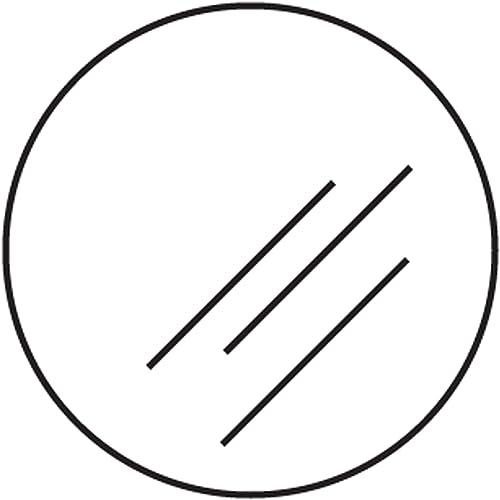 ACE-Label 22768Y Runde Wafer Seal nicht perforiert