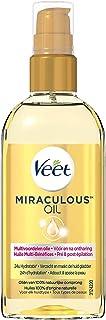 Veet Voedende Olie - Voor & na ontharing - Miraculous Arganolie - 100 ml