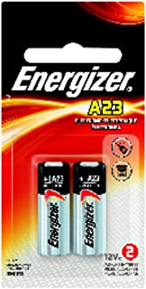 Energizer Keyless Entry Battery  A 23, 2-Count