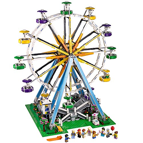 LEGO Creator Expert 10247 Ferris Wheel Building Kit by LEGO