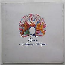 A Night At The Opera LP (Vinyl Album) UK EMI 1975