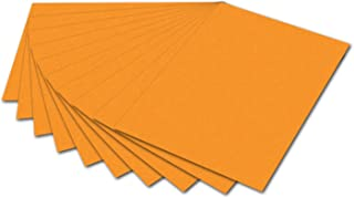 Folia Bringmann 6117 Lot de 10 Feuilles de Papier Photo 50 x 70 cm, Ocre