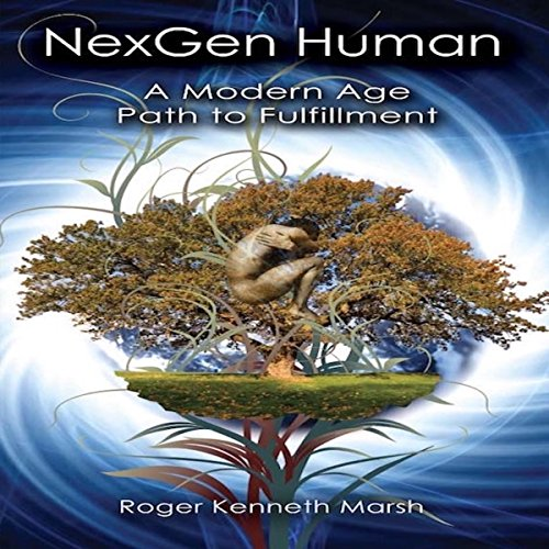 NexGen Human audiobook cover art