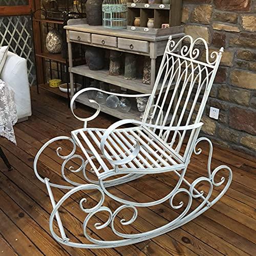 Household items Mecedora para terraza, Muebles de Metal de H