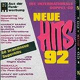 Neue Hits '92: die internationale Doppel-CD