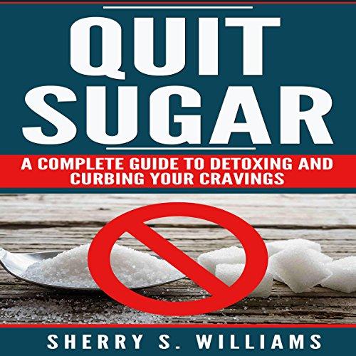 Quit Sugar audiobook cover art
