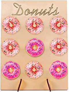 Best large donut wall for sale Reviews