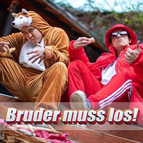 Bruder muss los! (feat. Joon Kim) [Explicit]