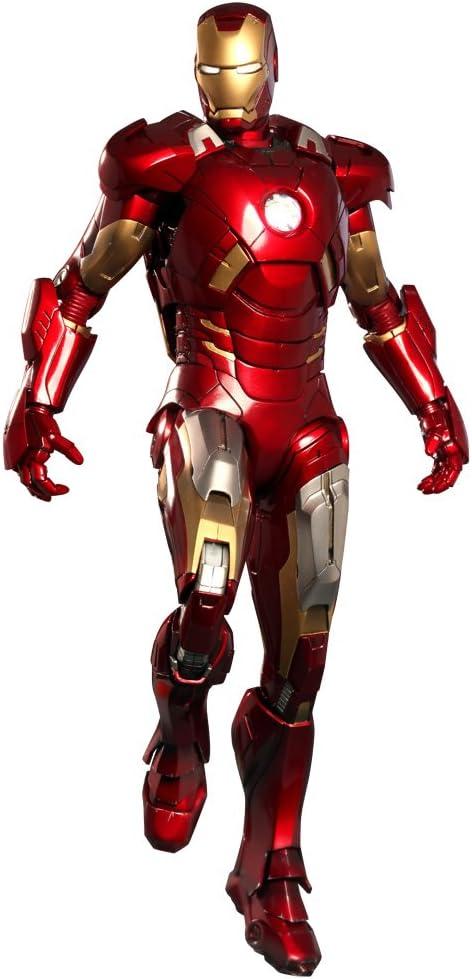 "Hot Toys Iron Man Mark VII The Avengers 1:6 Scale 12"" Figure"