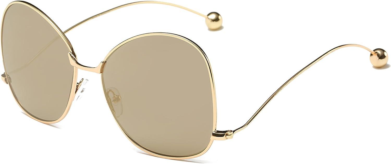 Stranger Vision Women's 'Anna' 55mm Oversized Designer Sunglasses